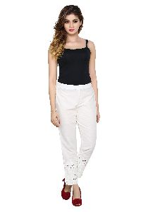 Ladies Cigarette Pant