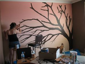 Mural Wall Painting Services