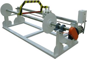 Glass Mat Slitter