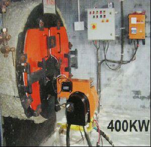 Commercial Modulating Gas Burner