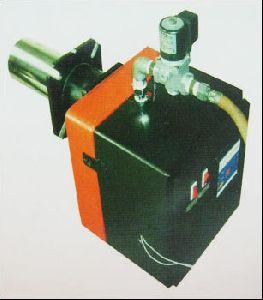 Two Stage Modulating Gas Burner
