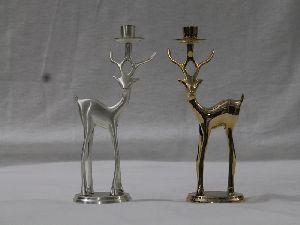 Reindeer Candle Holders