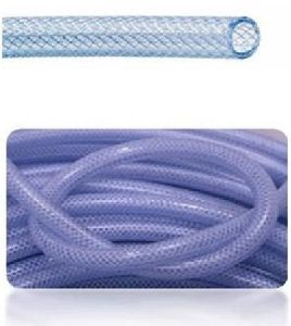 PVC Non-Toxic Transparent Braided Hose