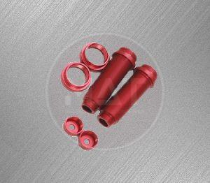 Aluminium CNC Threading Turning Parts