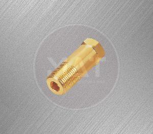 Custom Brass CNC Machine Parts