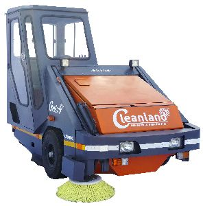 Ride On Road Sweeper Manufacturer