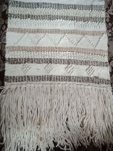 Cotton Handloom Wall Hanging
