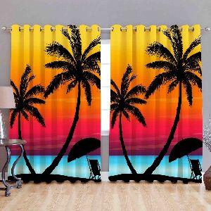 Digital Printed Curtains 15