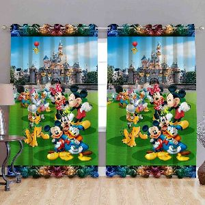 Digital Printed Curtains 16