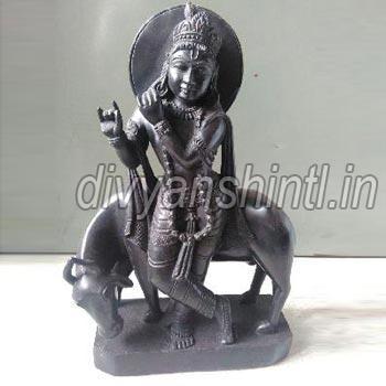 Black Marble Shree Krishna
