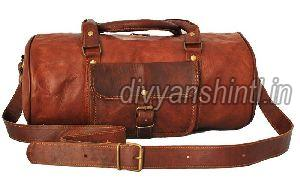 Leather Gym Bags 01