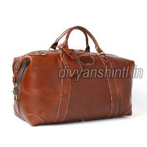 Leather Gym Bags 02