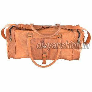 Leather Luggage Bag 09