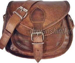 Ladies Leather Handbag 02