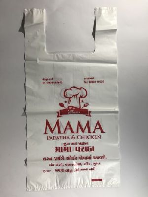 Vest Plastic Bag