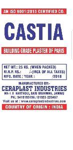 Building Grade Plaster of Paris