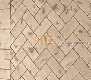 Brick Pattern Paver Block 02