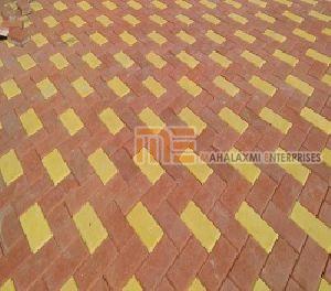 Brick Pattern Paver Block 03