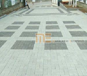 Brick Pattern Paver Block 04