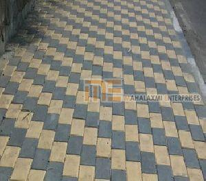 Brick Pattern Paver Block 06