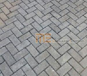 Brick Pattern Paver Block 07