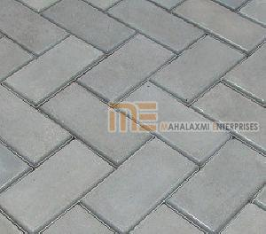 Brick Pattern Paver Block