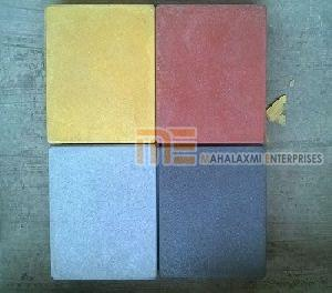 Glossy Finish Square Paver Block 02