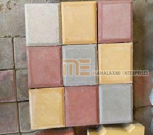 Matt Finish Square Paver Block