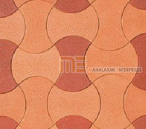 Olympia Pattern Paver Block 02