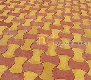 Olympia Pattern Paver Block 03
