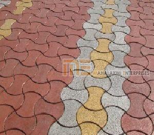 Olympia Pattern Paver Block