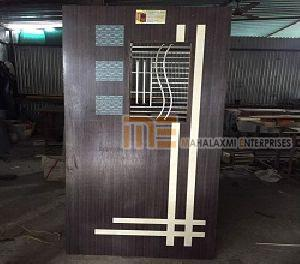 PVC Wooden Door 01