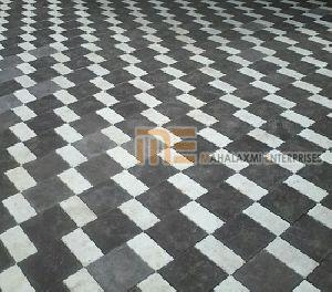 Square and Brick Pattern Paver Block 02