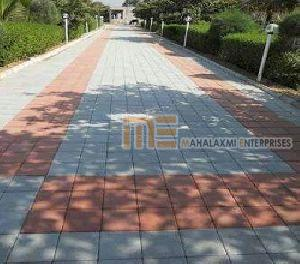 Square Pattern Paver Block 02