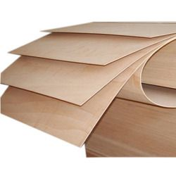 Flexible Plywood Sheets