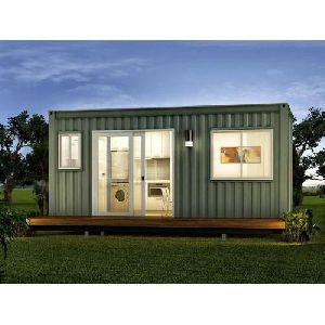 Designer Office Container