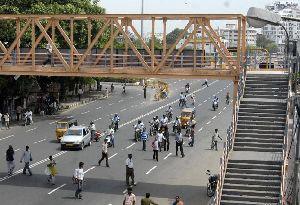 Foot Over Bridge