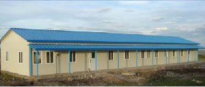 Prefabricated Staff Quarter