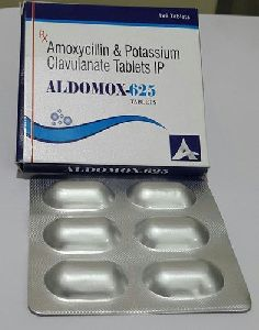 Aldomox-625 Tablets