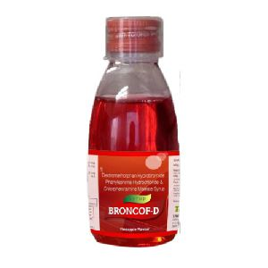 Broncof-D Syrup