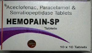 Hemopain-SP Tablets