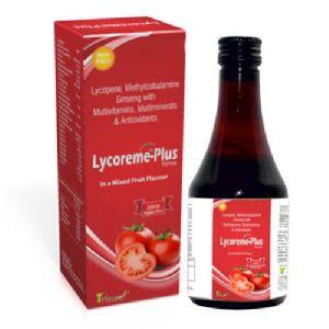 Lycoreme-Plus Syrup