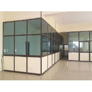 College Aluminium Partition