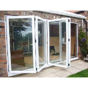 Home Aluminium Folding Door