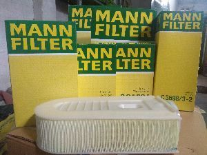 Mercedes C204 E212 CDI Mann Air Filter