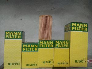 Mercedes Mann Oil Filter