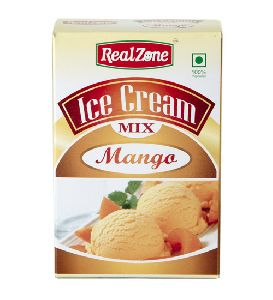 Mango Ice Cream Mix