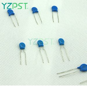 CC81 Series Ceramic Capacitor