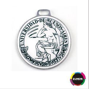 60 mm Metal Medal