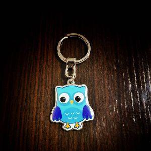 Buho Customized Metal Keychain
